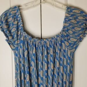 Juicy Couture Dresses - Juicy Couture Maxi Dress Paisley Floral Print S
